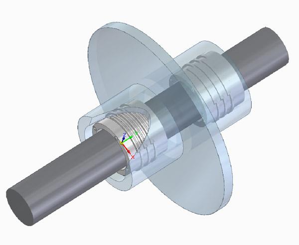 Diameter adapter 1